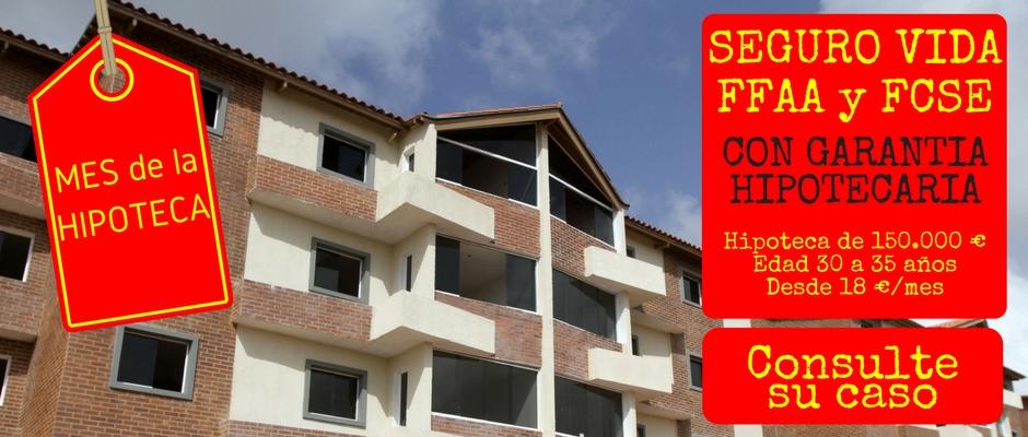 mes del seguro de vida con hipoteca